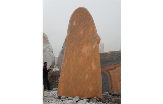 主要经营有:各种景观石,晚霞红风景石,假山石制作,花岗岩门牌
